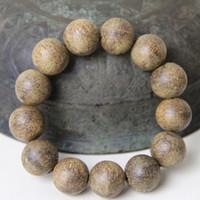 Wholesale Vietnamese Bead Bracelets - Vietnamese agarwood agarwood prayer beads prayer beads bracelet Bracelets soil Shen cost