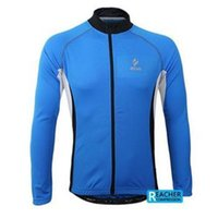 Wholesale Cycling Jersey Long Sleeve Summer - 2015 HOT IETMS Arsuxeo Spring summer men sports cycling bike bicycle running long sleeves jersey shirts wear top clothes 60028