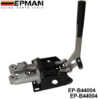 Wholesale EPMAN High Quality Aluminum Vertical Hydraulic Handbrake Twin Cylinder With Master Cylinder EP B44004 Have In Stock