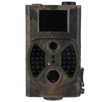 Wholesale Flash Memory Video - HC300A Hunting Trail Camera Scouting Infrared Digital 12MP Wildlife Digital Infrared Trail Hunting Camera Vision Video Recorder