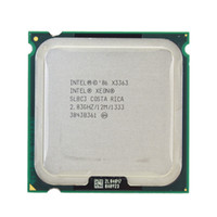 Wholesale Intel Xeon X3363 GHz M Mhz CPU Works on LGA775 mainboard