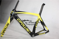 Wholesale Cheapest Carbon Fibre Bikes - New Sale Cheapest CIPOLLINI RB1K Carbon Bike Frame Full Carbon Fibre Road Cycling Bicycle Frame Different Styles Glossy Matt Finish
