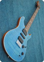 Wholesale Three Pickup Electric Guitar - free shipping Personal Tailor light blue Electric guitar three black pickup Rosewood Fingerboard Can customization and color