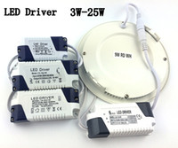 Wholesale Led Lights 3w 6w 9w - BSOD LED Driver 3W 4W 6W 9W  12W 15W 18W 24W Constant Current For LED Pannel Light Downlight