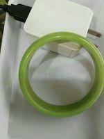 marke zubehör china großhandel-Mode-Accessoires Natürliche Frauen Marke Armbänder Armbänder 100% natürliche rote leuchtende Stein Armbänder Geschenk für Frauen 54mm ...... 64mm