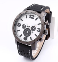 Wholesale Wrist Machine - Free shipping hot new 2015 dz men luxury brand quartz watch Fashion wrist watch Stainless steel dial strap calendar double machine core work