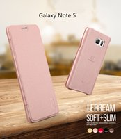 Wholesale Huawei P6 Leather Cover - Wholesale Lenuo Ledream series soft&slim leather folio case cover ultra thin case for HTC One A9 iPhone 6 6s 6 plus Huawei Nexus P6 Mate8