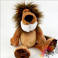"Wholesale Nici Animal Series - 2016 Popular NICI Lion Stuffed Doll Plush Jungle Series Animal TOYS 25CM OR 10"" FREE SHIPPING On Sale"