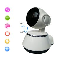 V380 Wireless 720P Pan Tilt Network Security CCTV IP Camera Night Vision WiFi Webcam Home Monitor Baby Monitor Q6