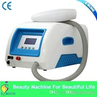Wholesale Laser Hair Machine Price - Multifunctional long pulse hair removal nd yag laser machine with factory price