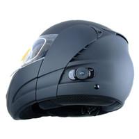 Wholesale Xxl Helmet Modular - wholesale free shipping 2016 new brand ORIGINE motorcycle helmet with bluetooth intercom headset flip up helmet with dual lens