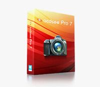 Wholesale Professional Edit - ACDSee Pro 8 7 6 5 professional digital photo view and edit the English version Win   Mac