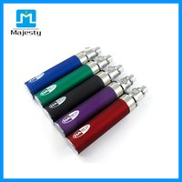 Wholesale Ego C Upgrades - New upgrade ego 2 battery 2200mah VS eGo-T eGo W eGo C Battery electronic cigarette one charge last one week