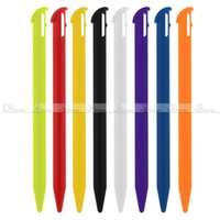 Wholesale Stylus 3ds - Wholesale-Free Shipping 100PCS Touch Screen Stylus Pen for Nintendo New 3ds xl ll