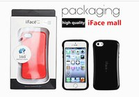 Wholesale iface iphone 5s - iFace mall Small Waist Case 360 Degree Hybrid Cover for iPhone 6 6s 6plus 5 5s Samsung S7 S6 Edge Plus S5 Note5 Note4 with Retail Box