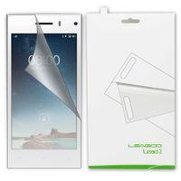 Wholesale Irulu Phones - 2015 New Arrival iRulu Clear Screen Protector Film For Leagoo Lead 3 Leagoo Lead 3S Smart Cell Phone Free Shipping