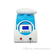 Wholesale Pro Q Switch Yag Laser - HOT! New PRO 1064nm 532nm Q Switch Yag Laser tattoo removal machine EYEBROW Cleaner Pigmentation Skin Care beauty Equipment