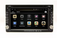 Android 4.4 Car DVD Player para Hyundai Santa Fe Tucson Elantra Sonata Accent I20 com GPS de navegação Radio Bluetooth USB Head Unit