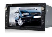"Wholesale Dvd For Passat B5 - 1024*600 4-core Android 4.4 2 din 7"" Car DVD Player Radio GPS for VW Volkswagen PASSAT B5 Golf 4 Polo Bora Jetta Sharan T5"