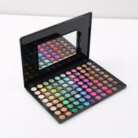 Wholesale Eyeshadow Palette 88 New Warm - Wholesale-1set 2015 High Quality Fashion New Makeup Warm Pro 88 Full Color Eyeshadow Palette Eye Beauty Makeup Set