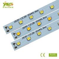 Led Pcb Modules for sale - DIY Lighting Accessories 12C2B 36V 0.3m 300mm 5W LED Tube Light Module PCB Board 2835 SMD 3000K, 6000K Wholesale Free shipping