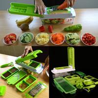 Wholesale kitchen tools online - New In Vegetable Fruit Nicer Slicer Plus Chopper Cutter Peeler Fruit Graters Peeler Cutter Slicer Cutting Kitchen Tool WX9