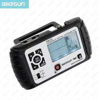 Wholesale Oscilloscope Scopemeter - all-sun 2 in1 Multifunction Oscilloscope 25MHz Multimeter Digital Handheld Scopemeter Voltmeter Ohmmeter Capacitance EM125
