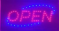 işıklar neon tabelası açık toptan satış-20 ADET / GRUP Ücretsiz Kargo Animasyonlu Koşu LED Iş AÇıK BURCU + Açık Kapalı Anahtarı Parlak Işık Neon