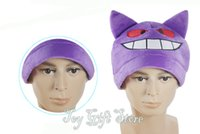Wholesale New Genius - Free Shipping New Haunter Plush Beanies Cosplay Hat Plush Hat Winter High Quality Hat Cap For Adult