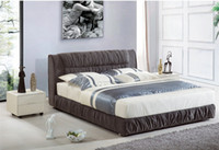 Wholesale CLOTH ART BED MODERN STYLE GRAY SIMPLE FASION DOUBLE PERSON HIGH GRADE WASHABLE GOOD QUALITY CM B301D