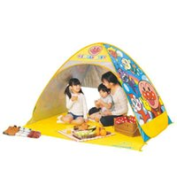 Wholesale Toy Pop Up Tent - Free Shipping Children's Tent Toy Soreike Anpanman Game Room, Pop-up Camping Tent, Kids Entertainment Play Tent Toy, Big Size