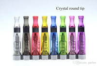 Wholesale Ego Ce4 Electronic Vaporizer - CE4 Clearomizer ego atomizer vaporizer 1.6ml electronic cigarettes 510 thread for ego battery vision spinner EVOD ego twist X6 X9