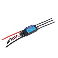 Wholesale Shark Antennas - New Favourite Shark 2-6S LiPo Battery Waterproof Brushless Motor ESC 100A with 5V 5A Switch Mode SBEC for RC Boat