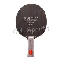 Wholesale Ebony Dragon - Wholesale- Yinhe Purple Dragon 627 Ebony Table Tennis Blade for Racket