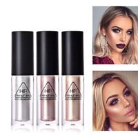 Wholesale Illuminator Cosmetics - Makeup Highlighter Illuminator Contouring Makeup Face Brightener Concealer Liquid Highlighter Primer Bronzer Face Glow Cosmetics