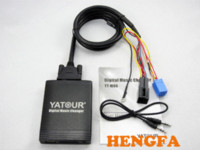 Wholesale Mp3 Changer Vw - Yatour Car Digital CD Music Changer USB MP3 AUX adapter For ISO 8-Pin VW Audi Skoda Seat yt-m06