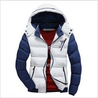 Wholesale Winter Clearance Down Coats Men - Real Brand New Real Clearance Mens Cheap Down Jacket Expedition Parka Winter Warm Coat men thick down parkas coats