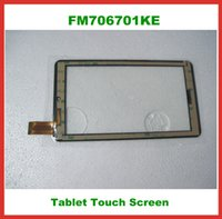 "Wholesale Onda V711s Quad Core - Replacement 7"" Capacitive Touch Screen FM706701KE ZP9142-7 Digitizer Panel For Onda V703 dual-core V701S   V711S quad core Tablet PC"