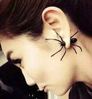 ingrosso orecchini coreani del polsino-Orecchini per donna Ragazza Gioielli Design di marca Ear Cuffing Dichiarazione Fashion Jewelry New coreano Orecchini Borchie Pack Cartilagine Orecchini punk
