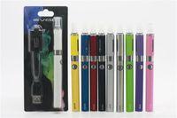 ingrosso blister atomizzatore-MT3 EVOD Kit blister kit eGo starter kit e cig sigarette 650mah 900mah 1100 mah batteria MT3 atomizzatore CE4