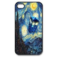 """Wholesale Iphone 4s Doctor Covers - Doctor Who customized fashion design for iphone 6 case 4.7"""" plus 5.5"""" for iphone 4 4s 5 5s 5 useful cover"""
