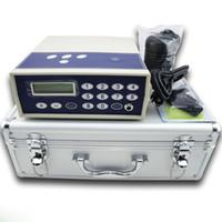 bain de pieds ionique detox achat en gros de-Detox Machine Pied Spa Machine Ion Nettoyer ionique detox foot spa avec bain de pieds FIR