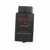 Wholesale Vag Immo Edc15 - Latest Version VAG Drive Box EDC15 ME7 OBD2 IMMO Deactivator Activator