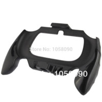 Wholesale Cases For Ps Vita - ABS Game Controller Handgrip for PS Vita 2000 Grip Stand PSV SLIM Case Sony PS Vita Video Game Console Handgrip, Freeshipping