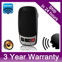 Wholesale Free Mobile Phone Tracking - 2015 Newest Wireless Bluetooth Car Kit Hands-free Speakerphone + Car Charger for Mobile Phone Tablet PC order<$18no track