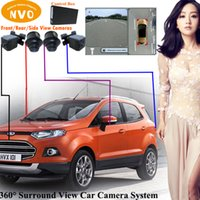Wholesale 360 Degree High Definition Surround View Channel DVR Best Car Camera Parking Assist System For Ford Ecosport