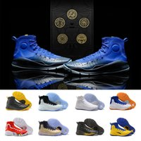 Wholesale Championship Boxing - (With Box) 2017 High quality More fun more rings 4 IV Basketball Shoes 4s Black white Championship men Training Sports Sneakers 40-46