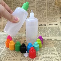 Wholesale Bottle Cap Buy - Buy 1800pcs Lot 100ml E Juice Bottles with Child Proof Bottle caps and Needle Tips E liquid Eye Drop E Liquid In Stock