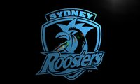 Wholesale Rooster Lights - LD386- Sydney Roosters Neon Light Sign home decor crafts led sign
