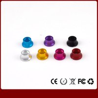 Wholesale Ego Decorations - Ego Colored Beauty Ring E Cigarette Accessories For Ego Battery And Atomizer Electronic Cigarette Decoration Ring